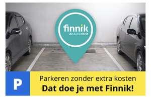 Finnik: geen parkeertansactiekosten