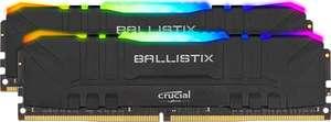 Crucial Ballistix RGB 16GB (8GBx2) 3600MHz CL16 - BL2K8G36C16U4BL