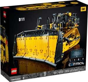 Lego technic D11 CAT bulldozer 42131