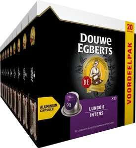 Douwe Egberts (meerdere varianten) Koffiecups 200 voor €21,54 met select
