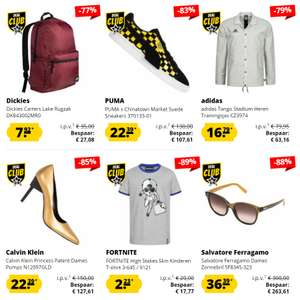 Last sizes sale: veel met 80+% korting op merken als adidas / Puma / CK / Converse