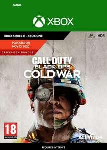 Call of Duty: Black Ops Cold War - Cross-Gen Bundle (Xbox One/Xbox Series S/X ) Xbox Live Key GLOBAL