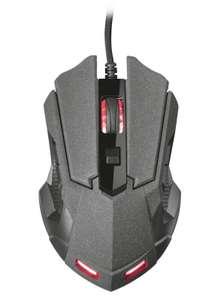 Trust GXT 158 Laser Gaming Mouse, voor €20 bij amazon.nl (verz. gratis met Prime)