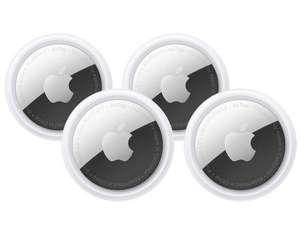 [Nu €94,95 incl. verzending] Apple AirTags, pack van 4 stuks