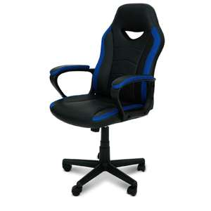 Gaming bureaustoel - Blauw