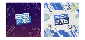 Tot 70% korting op PS4 / PS5 games!