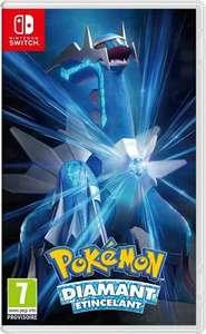 [Pre-order] Pokémon Brilliant Diamond (Switch) - €44,49