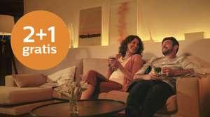 Diverse Philips Hue 2+1 gratis / 33% korting
