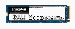 Kingston NV1 500GB M.2 NVMe
