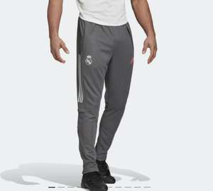 adidas Real Madrid Joggingsbroek - Grey (XS, S, XL)