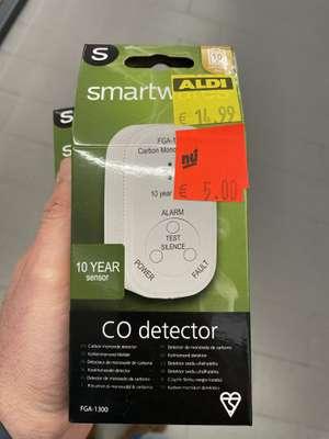 (Lokaal?) Smartwares CO melder bij Aldi