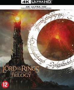 The Lord of the Rings Trilogy (4K Ultra HD Blu-ray) en The Hobbit Trilogy