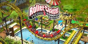 RollerCoaster Tycoon 3 Complete Edition (Nintendo Switch)