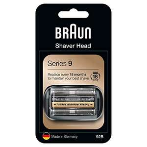 Braun 92B Series 9 scheerkop, zwart