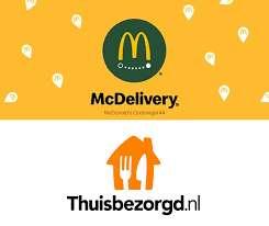 McDonald's: €7.50 korting bij mcdelivery bij thuisbezorgd
