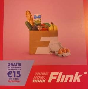 FLINK 15 euro korting vanaf 30 euro