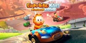 Garfield Kart Furious Racing (e-shop)
