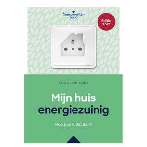 (EBOOK) Mijn huis energiezuinig 2021 - Consumentenbond