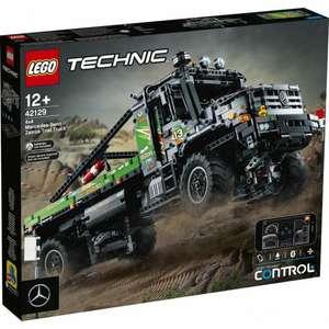 Lego 42129 4X4 Mercedes-Benz Zetros Trial Truck