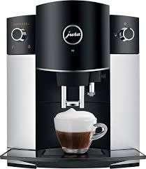 Grensdeal DE, Jura D6 koffie en cappuccino apparaat
