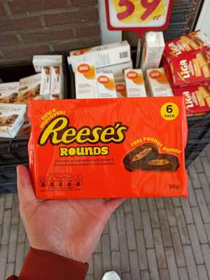 Reese's Rounds 6-pack bij Candyshop Gouda