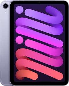iPad Mini (6e Gen.) 256Gb Paars Voor Slechts 559 Euro!