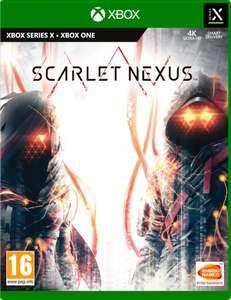 Scarlet Nexus voor de Series S/X (PS5 is €39,99)