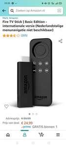 Amazon fire stick basis