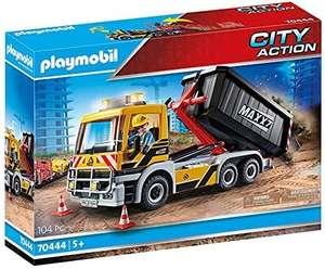 Vrachtwagen met wissellaadbak (70444)