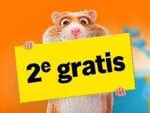 2e Gratis! Hamsteren week 43 @ Albert Heijn