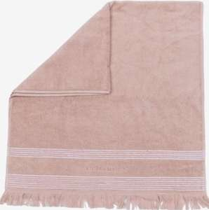Riviera Maison Serene Towel Blossom - Handdoek - Pink - 140x70