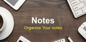 Notes Pro (met widget- & syncfunctie) [Google Play Store]