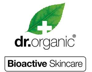Dr. Organic 1+1 gratis @ Holland & Barrett