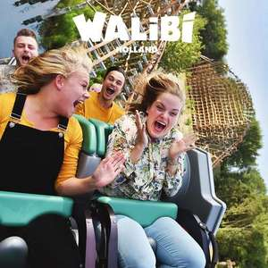 Eurosparen: 50% korting op Walibi op 18, 19, 20, 25, 26, 27 oktober 2021