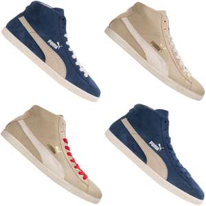 PUMA Glyde mid sneakers