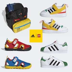 adidas x LEGO® diverse items 30% [extra] korting