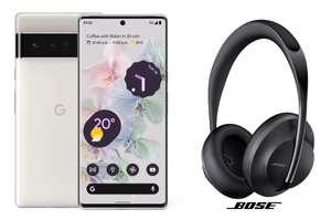 [Grensdeal] Pre-order een Google Pixel 6 of 6 Pro en krijg een Bose Noise Cancelling Headphones 700 gratis