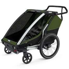 Thule Chariot Cab 2 fietskar @babylux