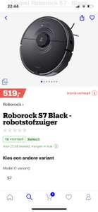 Roborock s7 via bol.com