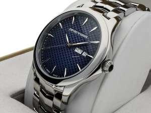Emporio Armani Swiss Made ARS8608 Horloge - 43 mm