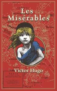 Les Misérables Leather Bound Engelstalig boek €9,89 @Amazon/Bol.com