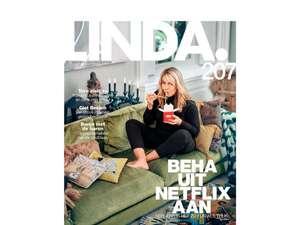ING Rentepunten parade LINDA jaar-abonnement voor 37.50 (en 2000 punten)