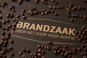 10% korting op vers gebrande koffiebonen @ Brandzaak.nl
