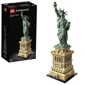 LEGO Architecture: Vrijheidsbeeld (21042) @ Amazon.de