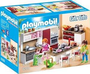 PLAYMOBIL City Life: Leefkeuken (9269)