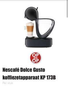 Nescafé Dolce Gusto koffiezetapparaat KP 173B