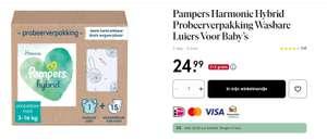 2+2 gratis starterpakket wasbare luiers bij Etos