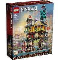 LEGO NINJAGO stadstuinen (71741)