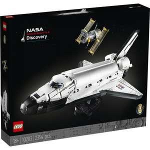 Lego creator space shuttle