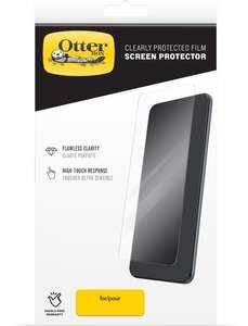 OtterBox React case + screenprotector voor Samsung Galaxy S21+